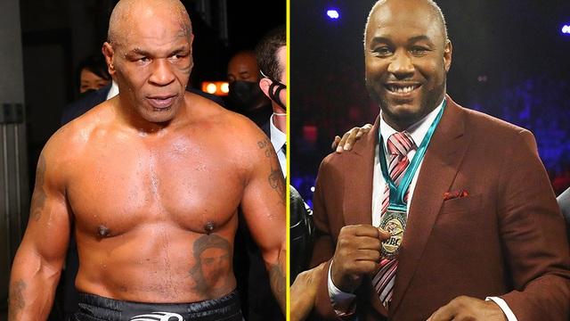 Mike Tyson xác nhận sẽ thượng đài với cựu thù Lennox Lewis vào tháng 9