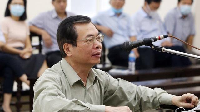 Gây thiệt hại 2.700 tỷ đồng, cựu Bộ trưởng Vũ Huy Hoàng lĩnh 11 năm tù