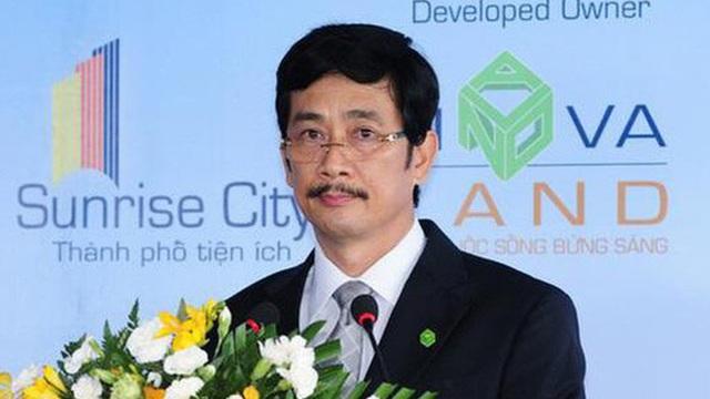 Cổ phiếu Novaland bay cao, ông Bùi Thành Nhơn trở thành người giàu thứ 3 sàn chứng khoán, tài sản vượt 1 tỷ USD