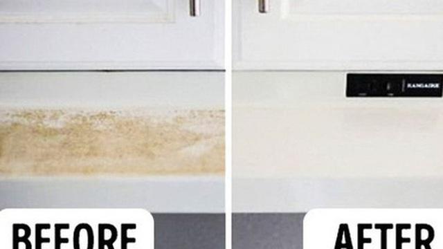 Đánh bay mọi vết bẩn cứng đầu trong nhà bếp với 10 bí quyết ''thần sầu'' này
