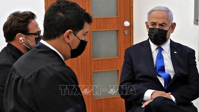 Thủ tướng Israel ra hầu tòa vì cáo buộc tham nhũng