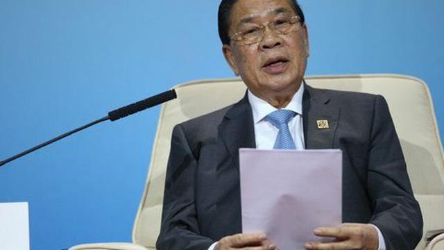 Vụ lật tàu ở Lào: Nguyên Tổng Bí thư, Chủ tịch nước an toàn, vợ không may qua đời