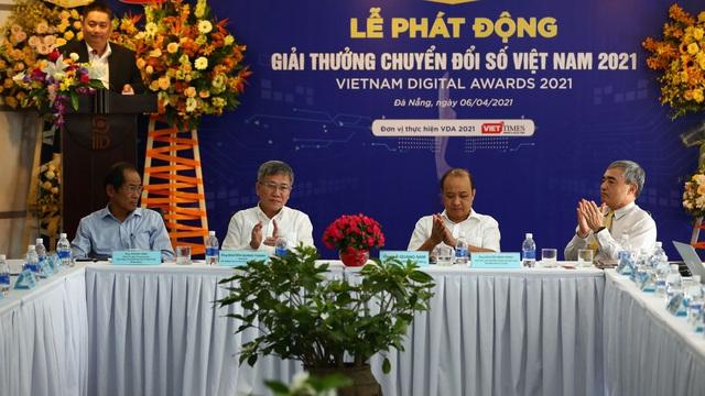 Phát động giải thưởng Chuyển đổi số Việt Nam 2021