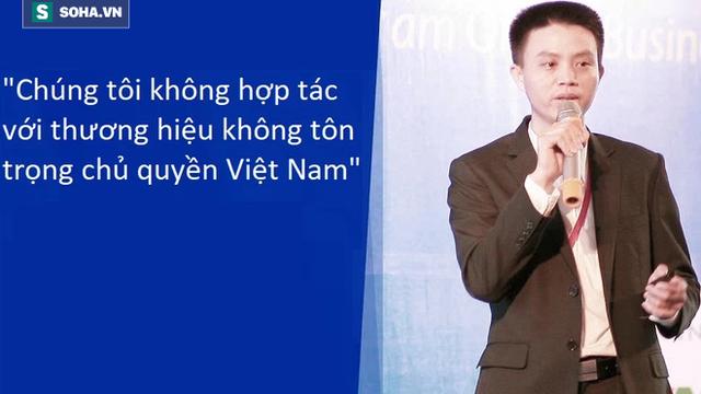 """CEO công ty đầu tiên """"cạch mặt"""" H&M vụ đường lưỡi bò phi pháp: """"Thị trường Việt nhỏ hơn Trung Quốc nhưng tinh thần tự tôn dân tộc không thể thờ ơ"""""""