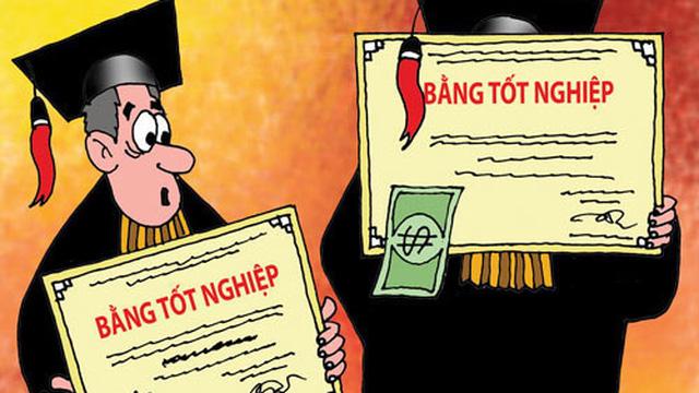 Chánh thanh tra huyện ở Cà Mau bị kỷ luật do có bằng tốt nghiệp THPT không hợp lệ