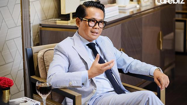 NTK Quách Thái Công: Khách hàng phải mua tối thiểu 11,5 tỷ đồng tiền nội thất bên tôi mới nhận công trình
