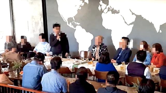 """Chủ tịch huyện khẳng định nội dung trong """"đoạn video nói doanh nghiệp đi làm phải có phong bì"""" đã bị cắt dán"""