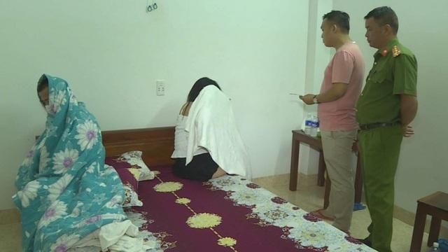 Bắt quả tang 3 cô gái từ phía Bắc vào Đắk Lắk hành nghề mại dâm