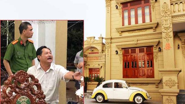 """Vợ của diễn viên Kinh Quốc, nữ đại gia vừa bị bắt liên quan gì đến chủ biệt thự dát vàng Thiện """"Soi""""?"""