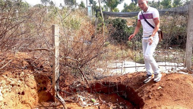 Công an đã có kết quả xác minh vụ quyền Cục trưởng bị tố đào trộm cây