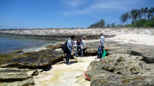 Đã chi 22 tỉ, Quảng Ngãi muốn dừng đề án công viên địa chất toàn cầu