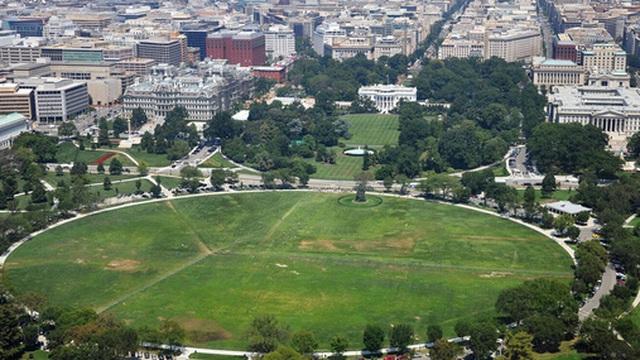 """Xảy ra tấn công bằng """"năng lượng bí ẩn"""" gần Nhà Trắng"""