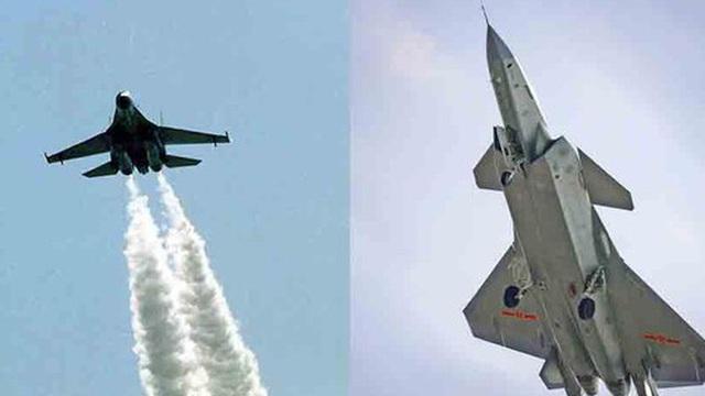 Cuộc so kè tiêm kích Su-30 Nga và J-20 Trung Quốc trong mắt chuyên gia