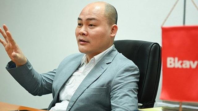 Nguyễn Tử Quảng cám ơn Vsmart, khẳng định Bphone sẽ đứng Top 2 thị phần vào năm 2023