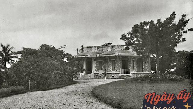 Biệt thự Bảo Đại tại Đồ Sơn và sự thật ít người biết: Tòa bát giác đã biến mất