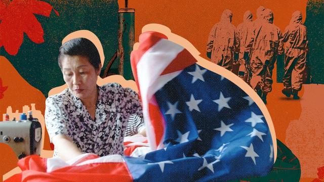 """Ngoại giao Made-in-China kỳ 2: Người Trung Quốc """"vớ bở"""" vì đại dịch kéo dài ở Mỹ?"""