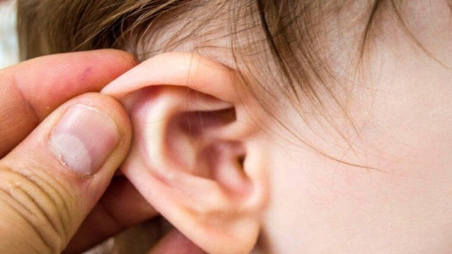 Biểu hiện viêm tai giữa