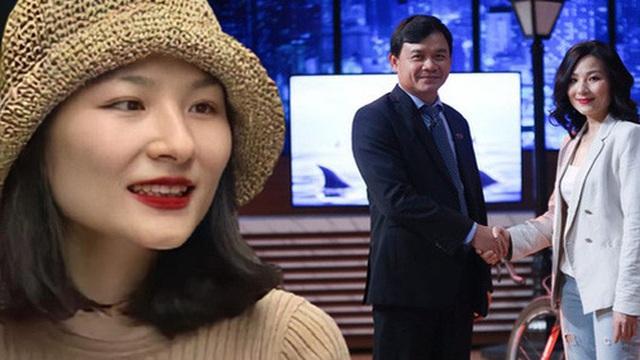 Nữ CEO khiến Shark Phú bị chỉ trích 'quấy rối tình dục' lộ liễu: Xinh đẹp rạng rỡ nhưng học vấn khủng mới là tâm điểm