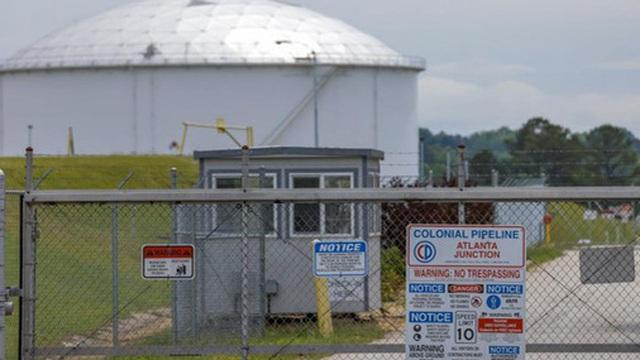 """Mỹ: Trả 5 triệu USD tiền chuộc nhưng Colonial Pipeline nhận """"một cú lừa?"""""""