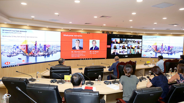 Bộ trưởng phụ trách Xuất khẩu Vương quốc Anh: 'Có rất ít thị trường mang lại tiềm năng lớn hơn Việt Nam'