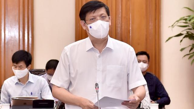 Bộ trưởng Y tế Nguyễn Thanh Long: 'Tất cả ca mắc Covid-19 mới đều xác định được nguồn lây'