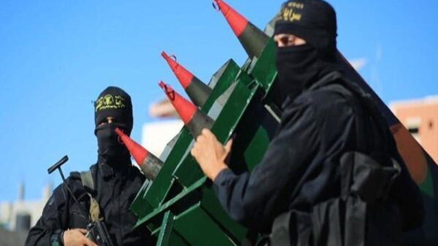 """Lộ diện tên lửa """"khủng"""" Hamas dùng đánh thẳng vào đầu não Israel: Đòn báo thù đến từ Iran?"""