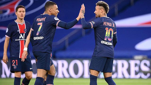PSG 4-0 Reims: Đại thắng nhưng vẫn lo