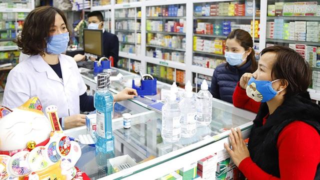 TP HCM: Người dân đi mua thuốc liên quan đến triệu chứng Covid-19 phải khai báo y tế