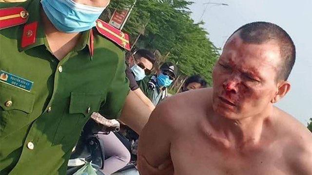 Kẻ giết người trốn truy nã, rút dao bầu đâm tài xế taxi ở Hà Nội có thể đối diện hình phạt nào?