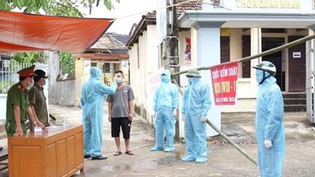Ca bệnh ở Hà Nam: Làm lây nhiễm Covid-19 cho 15 người chỉ sau một bữa liên hoan