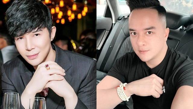 """Hết """"cấm cửa"""" Thu Minh, Nathan Lee gây xôn xao khi mua lại loạt hit của Cao Thái Sơn"""