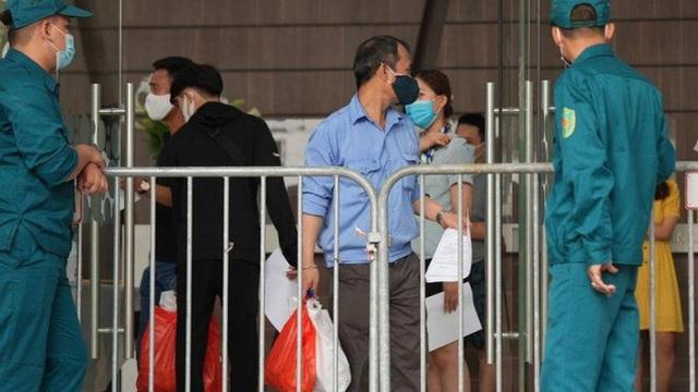 NÓNG: 9 ca dương tính SARS-CoV-2 mới ở Hà Nội, có 3 người là F1 của cựu Giám đốc Hacinco