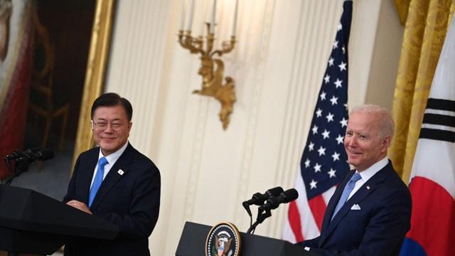 Tổng thống Biden nói về khả năng mở cuộc gặp thượng đỉnh Mỹ-Triều Tiên