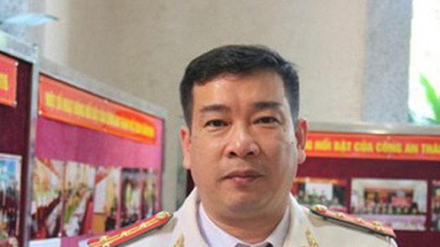 Đại tá Phùng Anh Lê: 'Tôi không bao giờ chỉ đạo miệng'