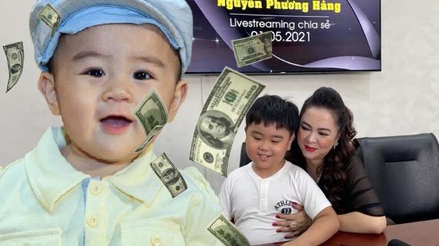 """Có 4 người con, tại sao ông Dũng """"lò vôi"""" lại di chúc toàn bộ tài sản cho con trai 1 tuổi, biến cậu thành tỷ phú trẻ nhất VN?"""