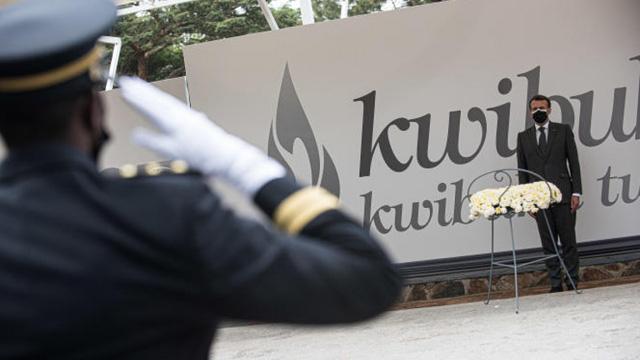 Pháp nhận trách nhiệm vụ diệt chủng tại Rwanda năm 1994