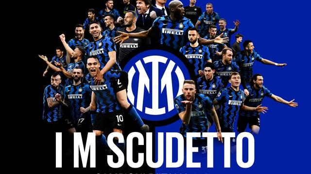 Inter Milan CHÍNH THỨC vô địch Serie A 2020/21