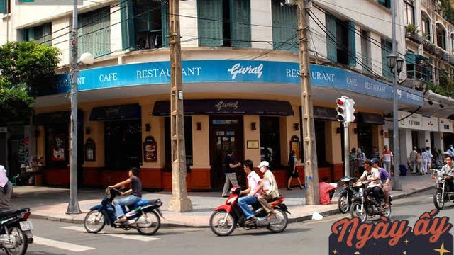 """GIVRAL: Tiệm cafe huyền thoại gắn với nhà tình báo Phạm Xuân Ẩn, """"qua tay"""" đại gia Hà Văn Thắm, giờ ra sao?"""
