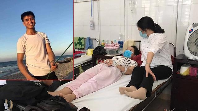 """Cô gái đuối nước được Nguyễn Văn Nhã cứu sống: """"Nằm mơ em cũng không nghĩ anh ấy lại ra đi vĩnh viễn như vậy"""""""