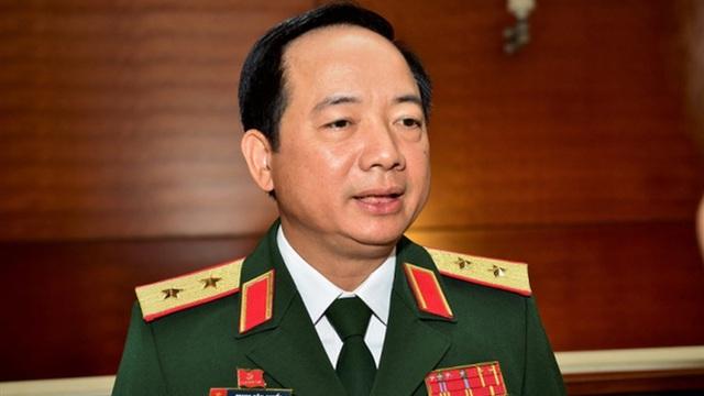 Trung tướng Trịnh Văn Quyết làm Phó Chủ nhiệm Tổng cục Chính trị QĐND Việt Nam