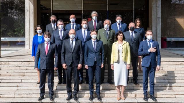 Slovakia thông qua nội các và chương trình hoạt động của chính phủ mới