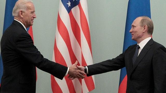 Ông Biden muốn gặp ông Putin ngay trong tháng 6
