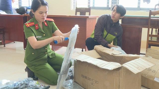 Phát hiện một vụ mua bán súng đồ chơi trẻ em tại Đắk Lắk