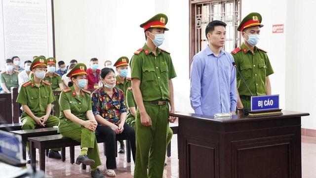 Chống phá nhà nước, 2 mẹ con Cấn Thị Thêu và Trịnh Bá Tư chia nhau 16 năm tù
