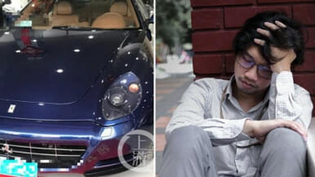 Mua xe Ferrari cũ với giá hơn 4 tỷ, 2 năm sau anh chàng bàng hoàng phát hiện sự thật về chiếc xe