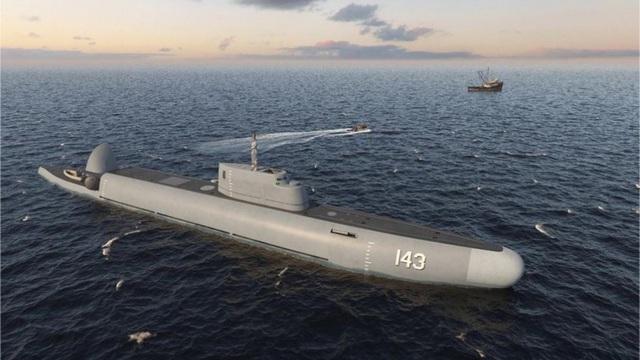 """Tàu tuần tra biết lặn """"độc nhất vô nhị"""" của Nga và những tính năng đáng gờm"""