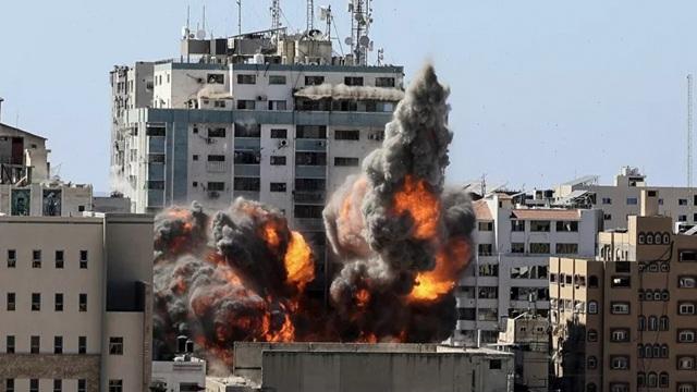 Cuộc xung đột 11 ngày giữa Israel và Hamas làm kinh tế Dải Gaza thêm kiệt quệ