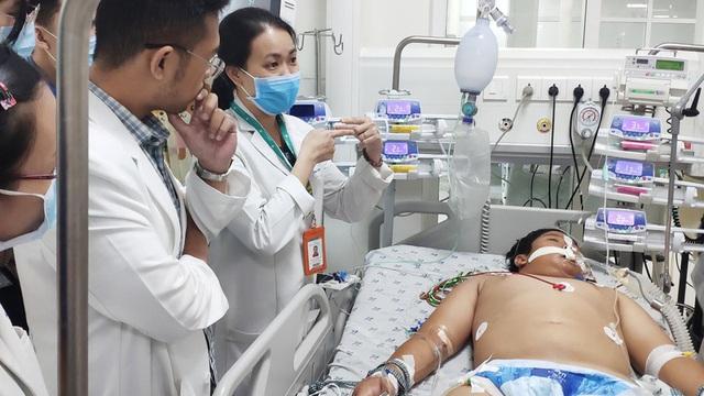 Bé trai 9 tuổi nguy kịch vì loại vi khuẩn nằm ngay trên da