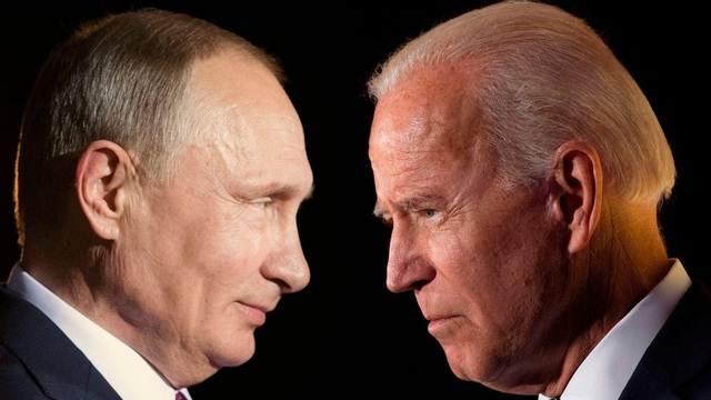 """Ông Biden """"dùi mài"""" căng thẳng để phá chiến thuật cao tay của Putin, sợ giẫm """"vết xe đổ"""" 2018"""
