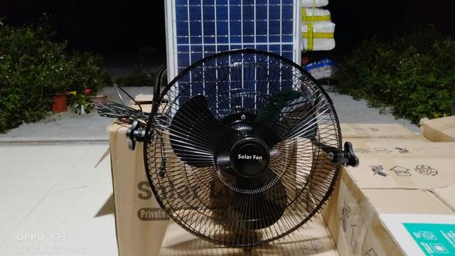 """Quạt giá rẻ """"thần thánh"""" gây sốt mùa nắng nóng, không ngốn điện, tiết kiệm tiền?"""